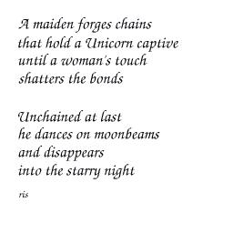 Unicorn Poem
